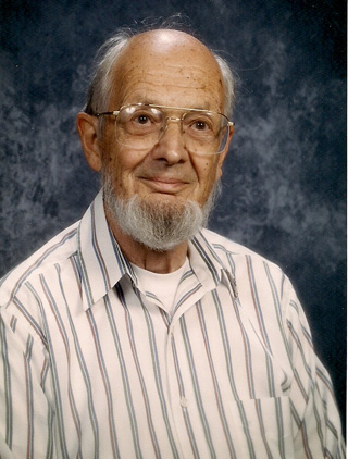 photo of the late Arnold Clark