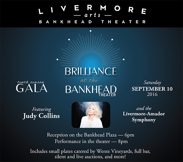 Judy Collins and LAS at Bankhead fundraiser Sept 10