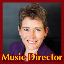 LAS music director Lara Webber